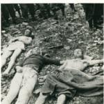 Alpini del btg. Val Natisone uccisi nei pressi di Zagreda (Bioce) dai partigiani jugoslavi