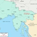 La provincia italiana di Lubiana e l'ingrandimento della provincia di Fiume, 1941-1943