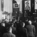 Visita di 105 sindaci sloveni all'alto commissario Emilio Grazioli