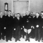 Visita dei rappresentanti dei partiti sloveni, comunisti esclusi, alle autorità italiane
