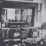 Prima riunione dell'AVNOJ a Bihać, 26/27 novembre 1942