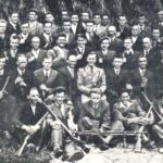 Prima unità della Milizia volontaria anti comunista in Slovenia (Bela garda)