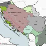 La Jugoslavia dopo lo smembramento del 1941