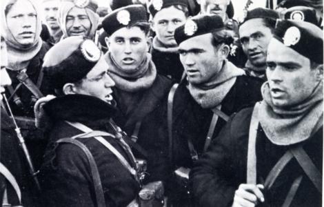 Combattenti della Milizia volontaria anticomunista (MVAC)