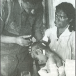 Bambino serbo ferito dagli ustaša