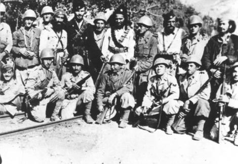 Italiani e četnici a Jablanica 1943