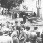 Funerali delle vittime, Parenzo 1943