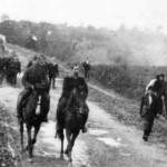 """Il Battaglione """"Garibaldi"""" in marcia da Valjevo verso Lajkovac nel 1944"""