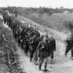 """Un reparto della Divisione """"Italia"""" in Jugoslavia"""