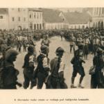 Soldati italiani addestrano collaborazionisti sloveni