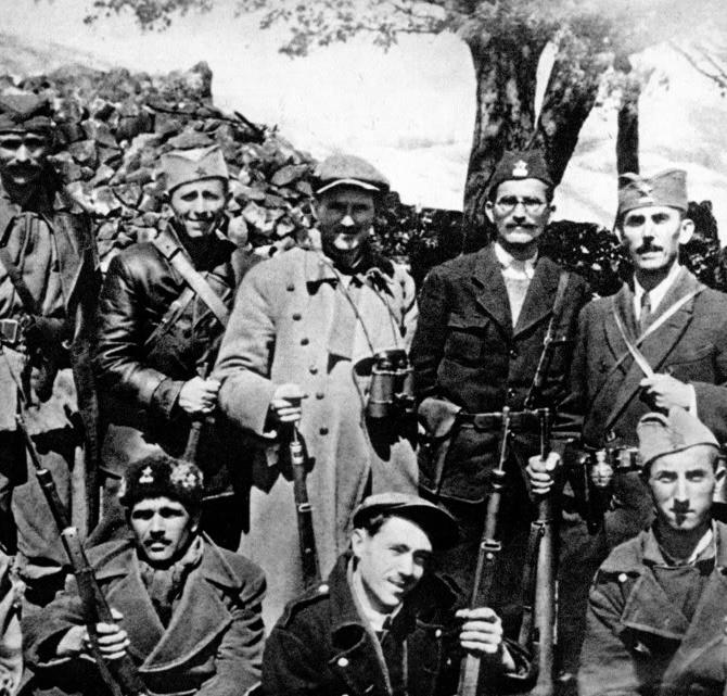 Insorti montenegrini