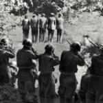 Abitanti del villaggio di Dane fucilati alla schiena, luglio 1942