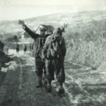 Rastrellamento da parte di un battaglione M