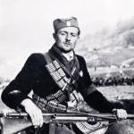 Comandante montenegrino