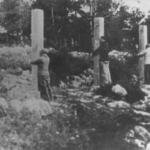 Fucilati nei pressi di Sebenico, in Dalmazia