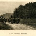 Preparativi per un'esecuzione in provincia di Lubiana