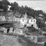 Edifici incendiati in un villaggio in Slovenia