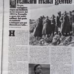 L'Espresso, 23 gennaio 2014